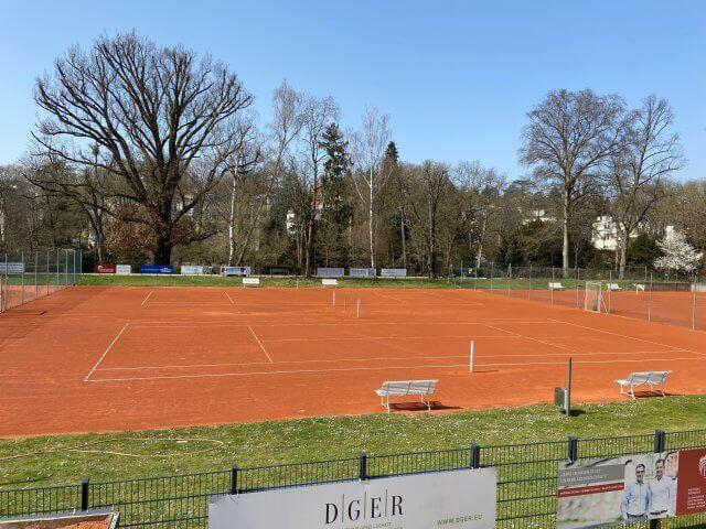 Vorbereitung der Tennisplätze – Verschiebung der Medenspiele in den Juni