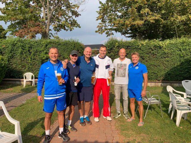 Herren 55 Hessenliga 3. Platz